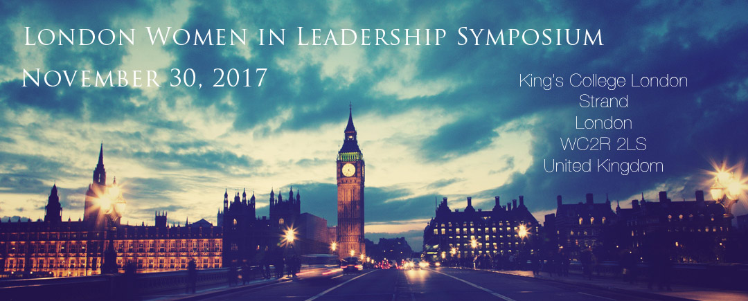 2017 London Women in Leadership Symposium