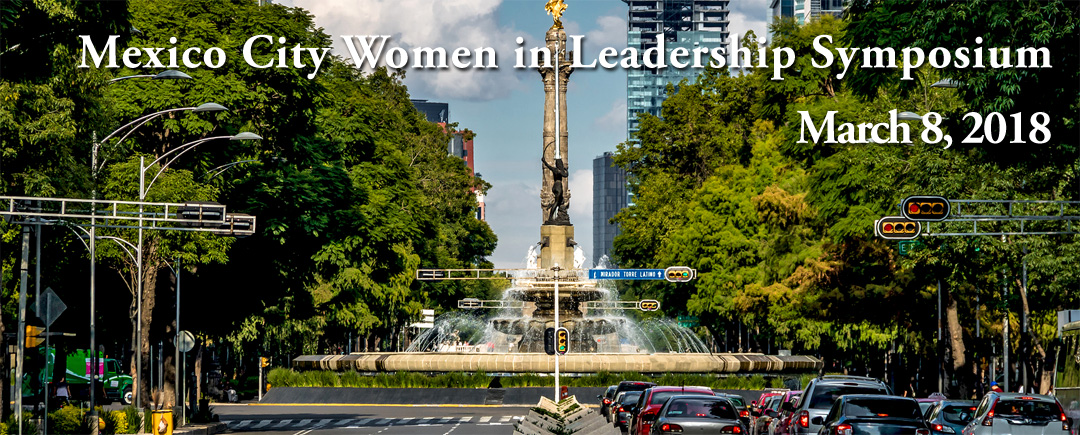 2017 Mexico City Women in Leadership Symposium