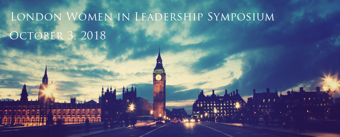 2018 London Women in Leadership Symposium