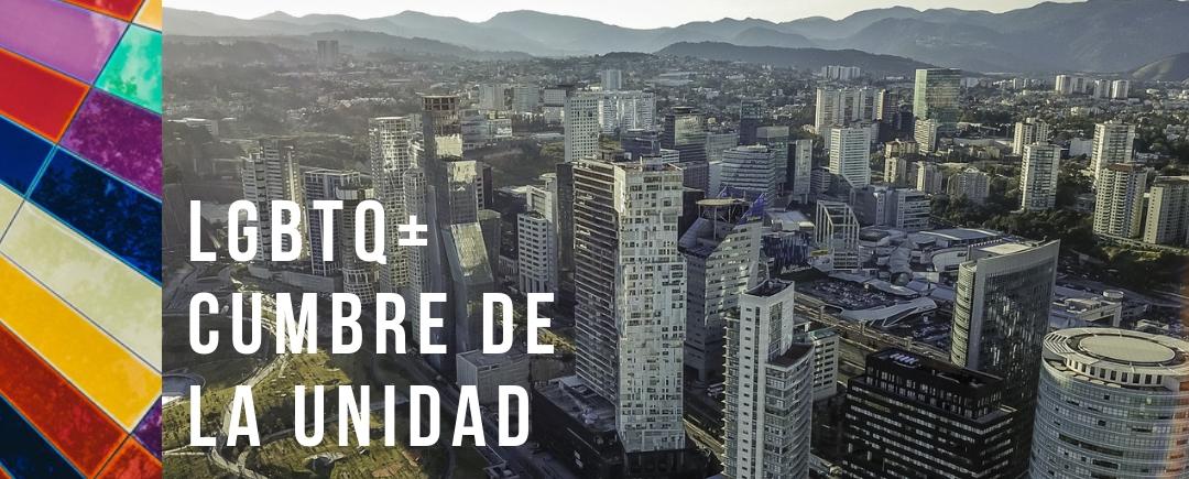 2019 Mexico City LGBTQ+ Cumbre de la Unidad